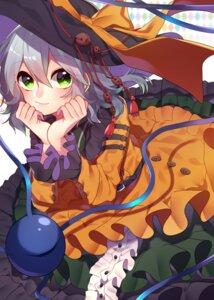Rating: Safe Score: 15 Tags: dress komeiji_koishi renka_(sutegoma25) touhou User: mira-pyon