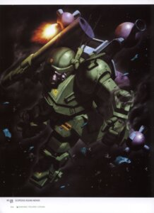 Rating: Safe Score: 3 Tags: mecha morishita_naochika votoms User: Radioactive