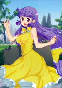Rating: Safe Score: 18 Tags: dress hello_world. houjou_chieri kinriki_mantou nitroplus User: Radioactive