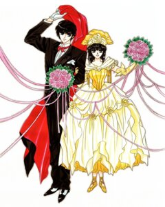 Rating: Safe Score: 3 Tags: clamp ijuuin_akira nijuu_mensou_ni_onegai ookawa_utako User: Share