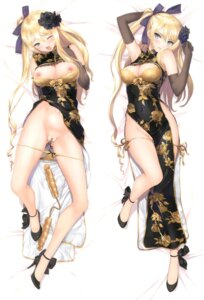 Rating: Explicit Score: 116 Tags: breasts chinadress cleavage dakimakura heels jin_lian masturbation nipples no_bra pantsu panty_pull pussy pussy_juice skirt_lift string_panties tony_taka User: kiyoe