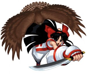 Rating: Safe Score: 1 Tags: mamahaha nakoruru samurai_spirits snk User: Radioactive