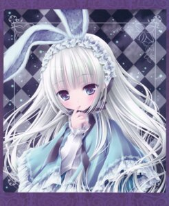 Rating: Safe Score: 45 Tags: animal_ears bunny_ears lolita_fashion raw_scan tinkerbell tinkle User: fsh5678