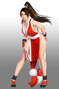 Rating: Questionable Score: 35 Tags: cleavage dead_or_alive_5 king_of_fighters koei_tecmo no_bra shiranui_mai snk User: Yokaiou