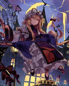 Rating: Safe Score: 23 Tags: dress maribel_hearn shan touhou yakumo_yukari User: Mr_GT