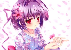 Rating: Safe Score: 33 Tags: mikeou pink_chuchu yukata User: fireattack