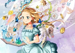 Rating: Safe Score: 50 Tags: alice alice_in_wonderland dress kotetu User: Nekotsúh