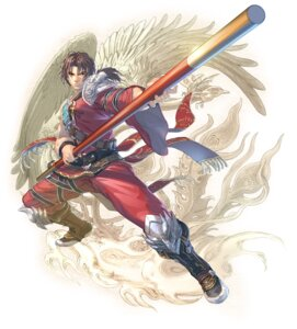 Rating: Questionable Score: 4 Tags: armor kawano_takuji kilik male namco soul_calibur soul_calibur_vi weapon User: Yokaiou