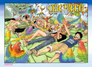 Rating: Safe Score: 13 Tags: brook franky monkey_d_luffy nami nico_robin oda_eiichirou one_piece roronoa_zoro sanji tony_tony_chopper usopp User: Brufh