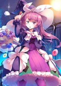 Rating: Safe Score: 15 Tags: cleavage dress heterochromia kanzakietc madolche_magileine witch yugioh User: Mr_GT