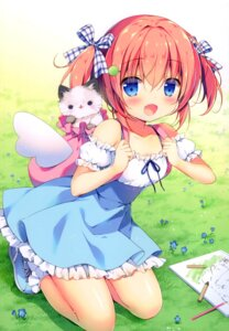 Rating: Safe Score: 17 Tags: canvas+garden dress miyasaka_miyu neko User: lightsnow