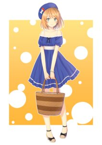 Rating: Safe Score: 9 Tags: chrono_(artist) dress orangina User: 椎名深夏