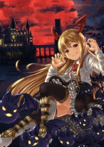 Rating: Safe Score: 31 Tags: granblue_fantasy michitarou pointy_ears thighhighs vampy_(granblue_fantasy) wings User: Mr_GT