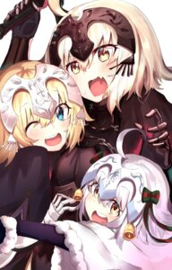 Rating: Safe Score: 44 Tags: armor fate/grand_order jeanne_d'arc jeanne_d'arc_(alter)_(fate) jeanne_d'arc_alter_santa_lily ranf User: kiyoe