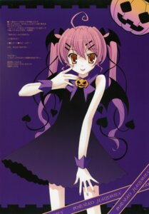 Rating: Safe Score: 14 Tags: dress halloween ice_&_choco nanao_naru User: admin2