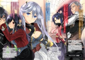 Rating: Safe Score: 16 Tags: armor cleavage japanese_clothes maou_toubatsu_shita_ato_medachitakunai_node_guild_master_ni_natta naruse_hirofumi sword User: kiyoe
