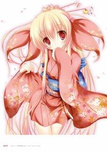 Rating: Safe Score: 21 Tags: digital_version kimono nozomi_tsubame User: Checkmate