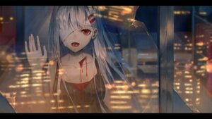 Rating: Safe Score: 33 Tags: bandages blood ji_dao_ji User: BattlequeenYume