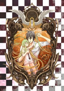 Rating: Safe Score: 12 Tags: dress kaito koutenbelg_no_youhei vocaloid User: Radioactive