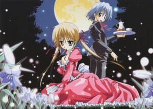 Rating: Safe Score: 7 Tags: ayasaki_hayate dress hata_kenjirou hayate_no_gotoku sanzenin_nagi User: Moonworks