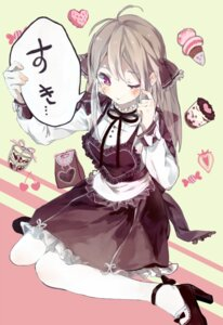 Rating: Safe Score: 27 Tags: bou_shaku heels lolita_fashion pantyhose User: Mr_GT