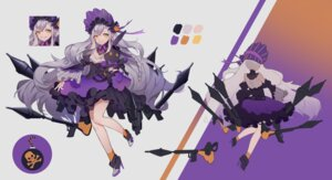Rating: Questionable Score: 13 Tags: character_design cleavage dress expression gothic_lolita heels lolita_fashion matoma_duo sketch weapon User: sym455