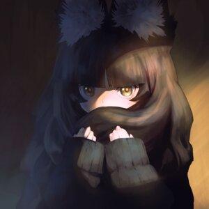 Rating: Safe Score: 46 Tags: animal_ears cozy sweater User: nphuongsun93
