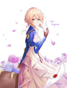 Rating: Safe Score: 9 Tags: csc00014 dress violet_evergarden violet_evergarden_(character) User: Dreista