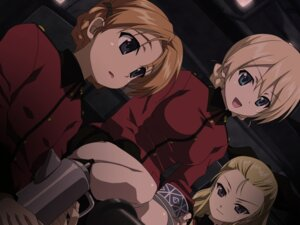 Rating: Safe Score: 23 Tags: assam darjeeling girls_und_panzer orange_pekoe parsec-ten wallpaper User: Ulquiorra93