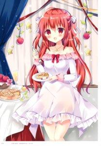 Rating: Safe Score: 16 Tags: dress nanamiya_rin tagme User: kiyoe