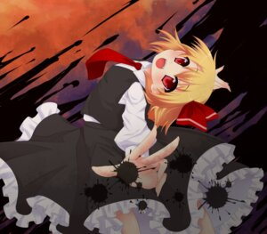 Rating: Safe Score: 5 Tags: rumia touhou yaminabe User: Radioactive