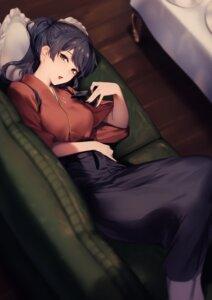 Rating: Safe Score: 40 Tags: houshou_(kancolle) japanese_clothes kantai_collection kyouya User: BattlequeenYume