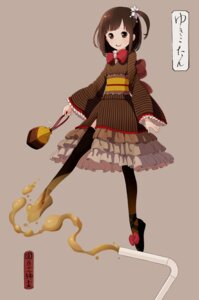 Rating: Safe Score: 14 Tags: anthropomorphization kokudou_juunigou thighhighs yukiko-tan User: Radioactive