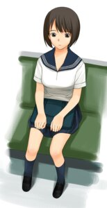 Rating: Safe Score: 4 Tags: a1 initial-g seifuku User: Radioactive