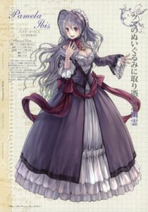 Rating: Safe Score: 28 Tags: atelier atelier_rorona cleavage dress kishida_mel pamela_ibis profile_page User: crim