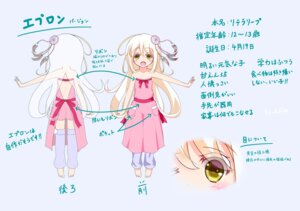 Rating: Safe Score: 2 Tags: character_design mafu_makura no_bra profile_page User: KazukiNanako