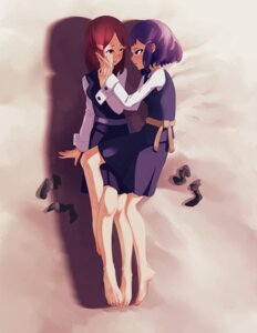 Rating: Safe Score: 17 Tags: little_witch_academia seifuku tagme yuri User: NotRadioactiveHonest
