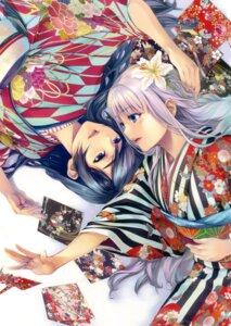 Rating: Safe Score: 23 Tags: hiiro_yuki kimono User: Twinsenzw