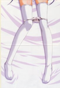 Rating: Explicit Score: 10 Tags: clochette crease kamipani kujou_amane shintarou thighhighs User: admin2