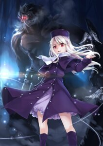 Rating: Safe Score: 77 Tags: berserker dress fate/stay_night fate/stay_night_unlimited_blade_works fate/zero illyasviel_von_einzbern jpeg_artifacts ks User: Mr_GT