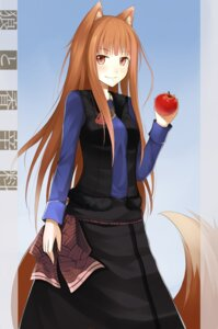 Rating: Safe Score: 27 Tags: animal_ears holo mushroom spice_and_wolf tail User: Radioactive