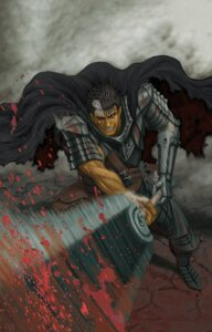Rating: Questionable Score: 7 Tags: berserk guts male miura_kentarou User: WindowXP