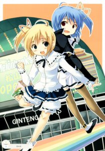 Rating: Safe Score: 12 Tags: akieda black_lemon-chan lemon-chan melonbooks User: syaoran-kun