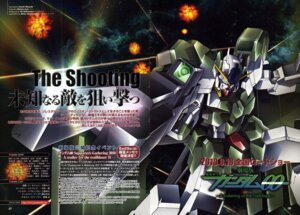 Rating: Safe Score: 2 Tags: gap gun gundam gundam_00 gundam_00:_a_wakening_of_the_trailblazer gundam_zabanya matsuda_hiroshi mecha User: harimahario