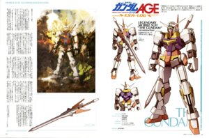 Rating: Safe Score: 9 Tags: ebikawa_kanetake gundam gundam_age mecha User: solidvanz