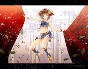 Rating: Safe Score: 43 Tags: amami_haruka the_idolm@ster yae_(mono) User: blooregardo