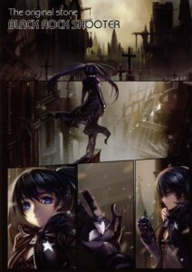Rating: Safe Score: 18 Tags: alphonse black_rock_shooter black_rock_shooter_(character) vocaloid white_datura User: Aurelia