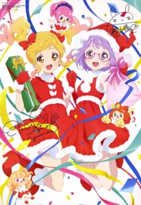 Rating: Safe Score: 17 Tags: aikatsu! aikatsu_stars! autographed chibi christmas dress heels kasumi_mahiru megane nanakura_koharu nijino_yume sakuraba_rola saotome_ako signed watanabe_satomi User: drop