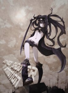Rating: Safe Score: 31 Tags: bikini_top black_rock_shooter black_rock_shooter_(character) sword takka vocaloid User: Radioactive