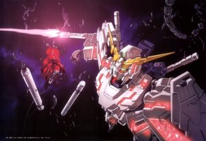 Rating: Questionable Score: 11 Tags: gundam gundam_unicorn shino_masanori unicorn_gundam User: drop